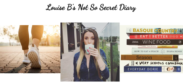 Louise B's Not So Secret Diary