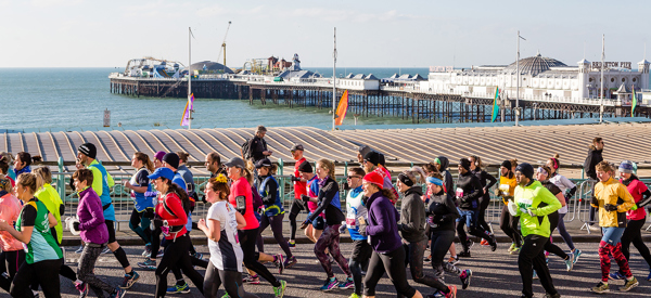 Brighton Half Marathon 27th June 2021